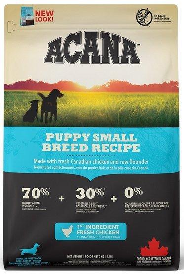 Acana Puppy Small Breed 2kg