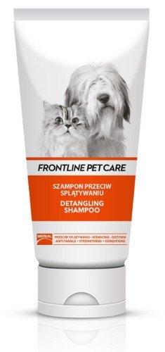 Frontline Pet Care Szampon przeciw splątywaniu dla psa i kota 200ml