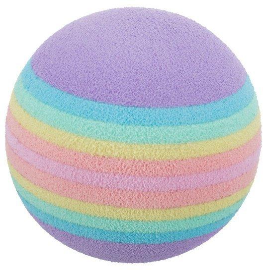 Trixie Piłki tęczowe twarde 3,5cm 4szt. [TX-4097]