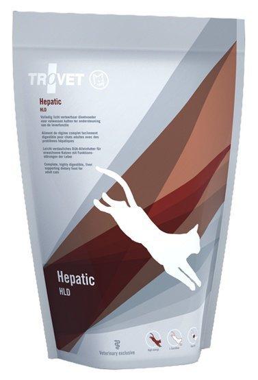 Trovet HLD Hepatic dla kota 500g