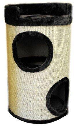 Yarro Drapak Brązowy Tubi wys 60cm [Y1161]