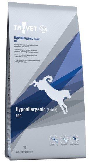 Trovet RRD Hypoallergenic Królik dla psa 12,5kg