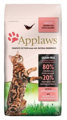 Applaws Cat Adult Chicken and Salmon 7,5kg