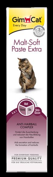 Gimpet Malt-Soft Extra Pasta odkłaczająca dla kota 20g
