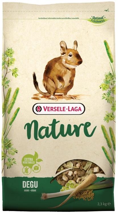 Versele-Laga Degu Nature pokarm dla koszatniczki 2,3kg