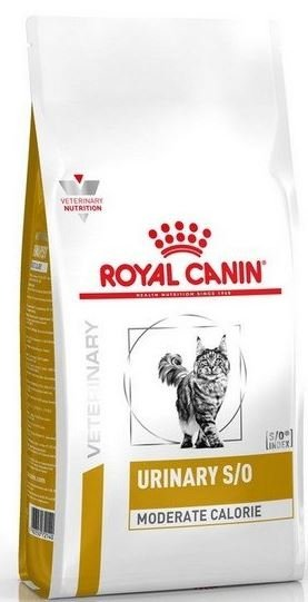 ROYAL CANIN CAT Urinary S/O Moderate Calorie 400g