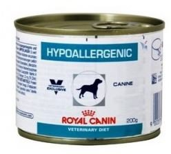 ROYAL CANIN Hypoallergenic Canine 200g  (puszka)