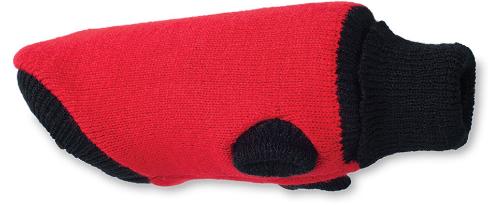 Ami Play Sweter dla psa Oslo 23 cm Czerwony