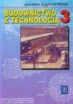 Budownictwo z technologią 3 Podręcznik