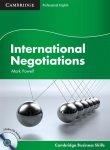 International Negotiations Student's Book + 2CD