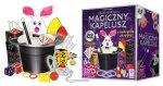 Magiczny kapelusz z króliczkiem 150 sztuczek