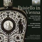 "Paisiello In Vienna A Variations on ""Nel cor piu non mi sento"" by Beethoven, Giuliani, Wanhal, Bortola"
