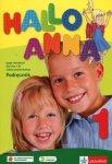 Hallo Anna 1 Podręcznik + 2CD