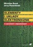 Elementy i układy elektroniczne w pytaniach i odpowiedziach