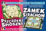 2 gry Zamek Strachów/Pszczółki Śpioszki