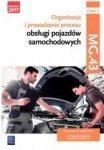 Organizacja procesu obsługi pojazdów kw.MG.43 cz.2