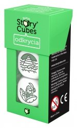 Story Cubes Odkrycia