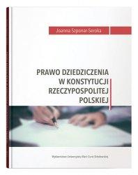 Prawo dziedziczenia w Konstytucji Rzeczypospolitej Polskiej