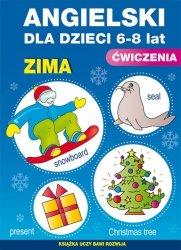 Angielski dla dzieci 19. Ćwiczenia. Zima. 6-8 lat