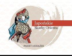 Japońskie Skarby Orientu Pakiet 4 książek