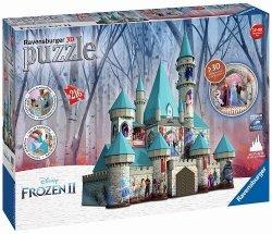 Puzzle 3D Kraina Lodu 2 - Zamek 216