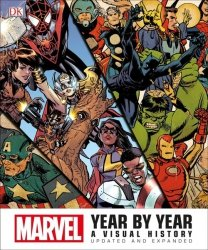 Marvel Year by Year Updated an expanded