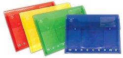 Teczka multifunkcjonalna A4 Pigna Monocromo Mix kolorów