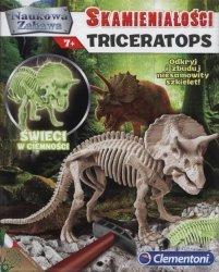 Skamieniałości Triceratops