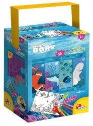 Puzzle Maxi Dwustronne Gdzie jest Dory 48