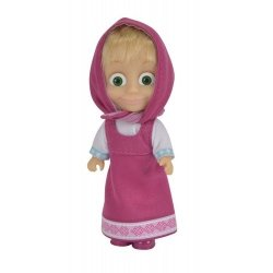 Masza Mini lalka fioletowa