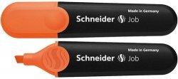 Zakreślacz Schneider Job, 1-5 mm, pomarańczowy
