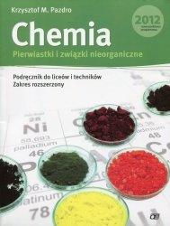 Chemia Pierwiastki i związki nieorganiczne Podręcznik z płytą DVD Zakres rozszerzony