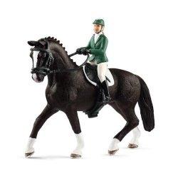 Jeździec z koniem