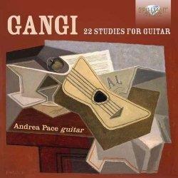22 studies for guitar