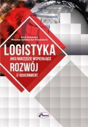 Logistyka jako narzędzie wspierające rozwój e-government