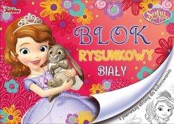 Blok rysunkowy biały A4 20 kartek Jej wysokość Zosia 10 sztuk