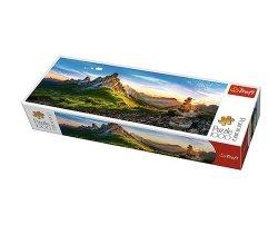 Puzzle Panorama Passo di Giau Dolomity 1000