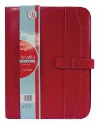 Teczka A4 718 czerwona