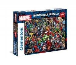 Puzzle Impossible Puzzle Marvel 1000