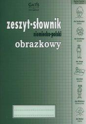 Zeszyt A5 Język niemiecki Zeszyt-słownik obrazkowy w kratkę 32 kartki 10 sztuk