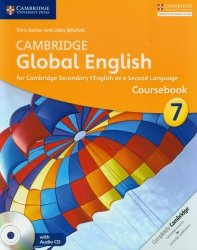 Cambridge Global English 7 Coursebook + CD