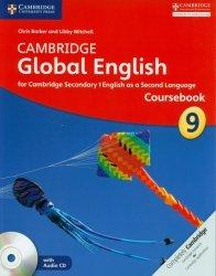 Cambridge Global English 9 Coursebook + CD
