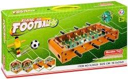 Gra Piłkarze drewniana