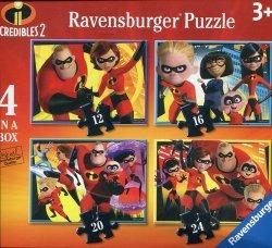 Puzzle 4w1 Iniemamocni 2