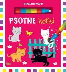 Flamaster wodny Psotne kotki