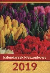 Kalendarz 2019 Kieszonkowy Kwiaty