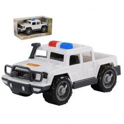 Samochód pickup patrolowy
