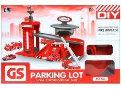 Straż pożarna Parking z akcesoriami