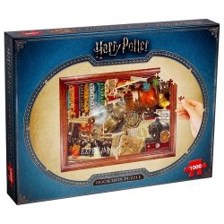 Puzzle Harry Potter Hogwarts 1000