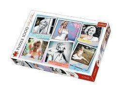 Puzzle 1000 Fotografie Marilyn Monroe